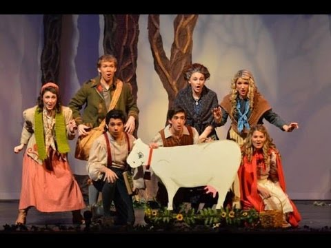 INTO THE WOODS  Full Performance  Arlington Martin High School