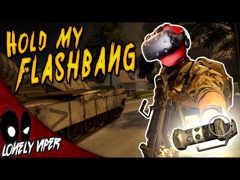 Serial Flasher | Onward | FPS Virtual Reality