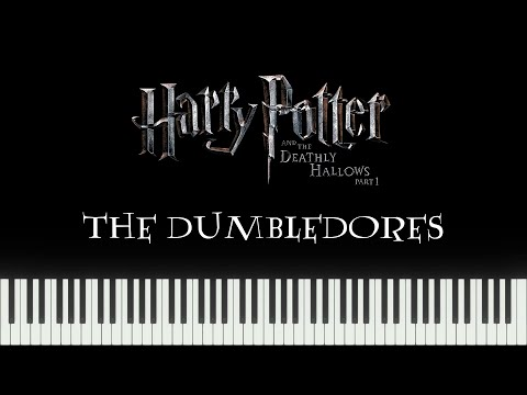 Harry Potter 7 - The Dumbledores (Synthesia Piano) mp3