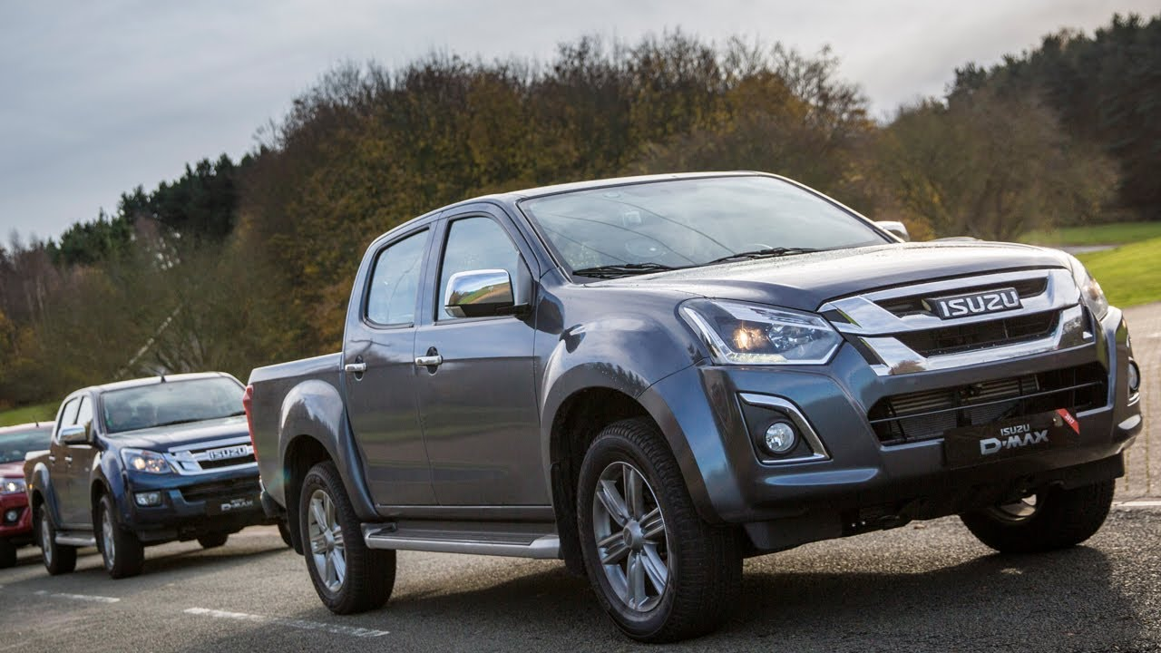 small resolution of the new generation isuzu d max dealer test drives