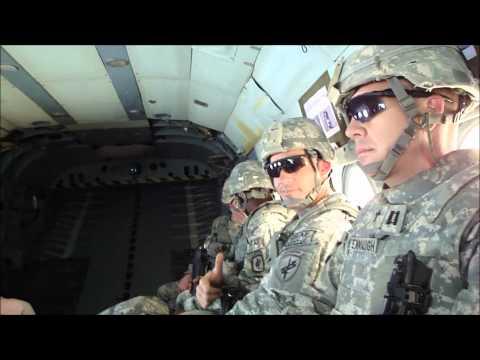 Operation Enduring Freedom X-XI Czech Republic Bird OEF 28SEP2010-Afghanistan-Commandrow
