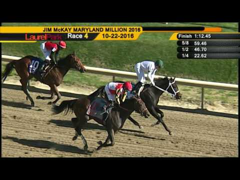 Laurel Park Replay Show 10 22 16