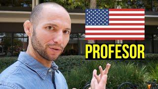 Americká univerzita není jako ve filmech | Tour s profesorem