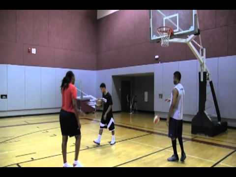 Chamique Holdsclaw Freethrow