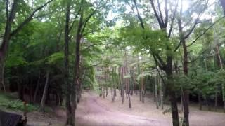 CIC2*/CIC1* Yamanashi 2017 CIC1*競技での、佐々紫苑選手と瑞龍(早稲田...