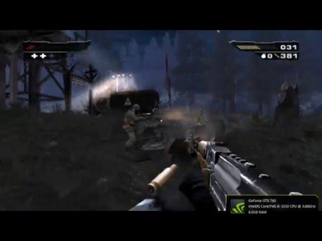 Black PS2 emulado com todos efeitos