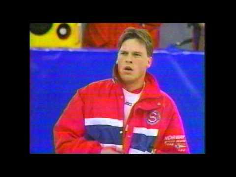 Johann Olav Koss 500m Pre-Race (1994 Olympics)