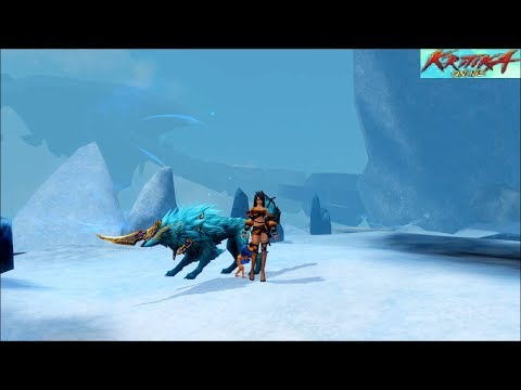 Kritika Online Wolf Guardian Gameplay Part 16: Yeti