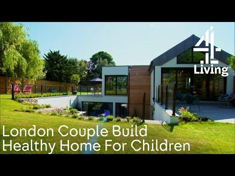 Kids Have Life-Threatening Allergies, So Parents Build Ingenious Hypoallergenic Home | Grand Designs