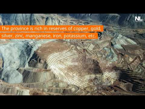 Our Country: Mendoza and its industrial and mining activity.