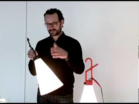 flos may day by konstantin grcic youtube. Black Bedroom Furniture Sets. Home Design Ideas
