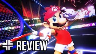 Mario Tennis Aces - NEW GAME PLUS REVIEWS