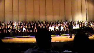 GA 6th Grade Honors Chorus - How Beautiful is the Rain