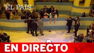 DIRECTO #MARADONA | ARGENTINA despide a su ídolo en la CASA ROSADA