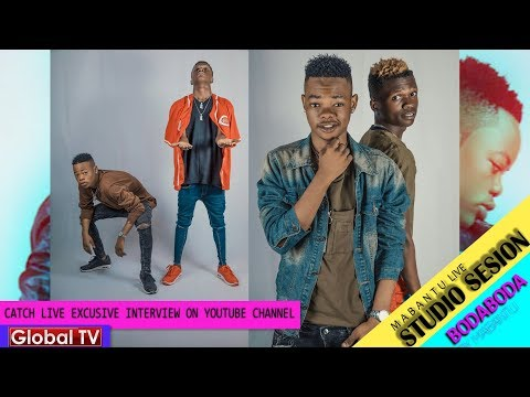 MABANTU Wamchana Live! GIGI MONEY Katika Nyimbo Yao