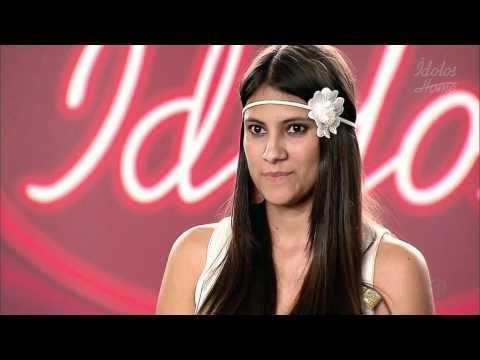 Ídolos 2011 - Audição - Hellen Caroline