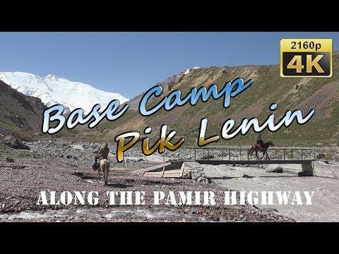 Base Camp Lenin Peak - Kyrgyzstan 4K Travel Channel