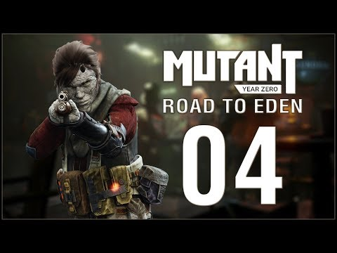 A TROUBLING SITUATION (Very Hard) - Mutant Year Zero: Road to Eden - Ep.04! - 동영상
