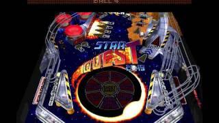 Hyper 3D Pinball - Table 4/6 - Star Quest 2046 -