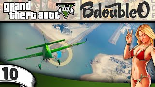 GTA 5 Online :: FLYBOYS!! Part 10 [Grand Theft Auto V PC Gameplay]