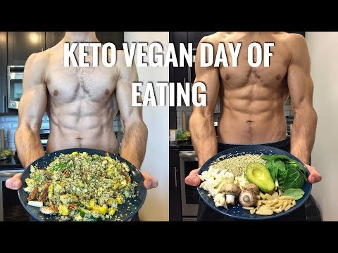 keto-vegan-full-day-of-eating!-(2-meals-a-day!)