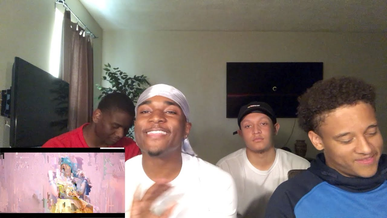 Cardi B Reaction Cardi B Bad Bunny J Balvin I Like It Official Music Video