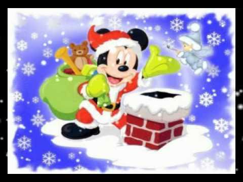 Mickey Mouse 3d Wallpaper Musique Film Noel Sous La Neige Mickey Walt Disney