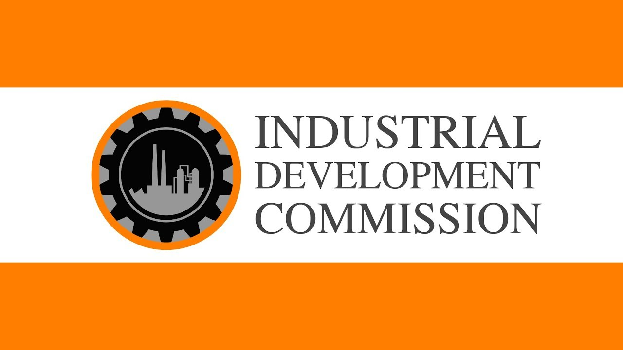 Industrial Development Commission 05/27/2020