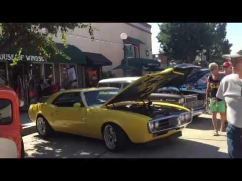 Car Show in Monrovia