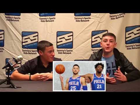 Sammy's Sports Kids Network talks to cancer survivor Paul Lilly about the Make-a-Wish Foundation!