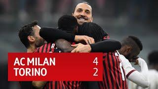 AC Milan 4-2 Torino | Coppa Italia Highlights