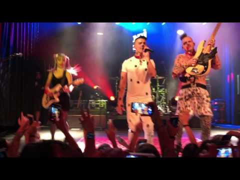 DNCE - Cake By The Ocean / Live Energy Zürich RED Session