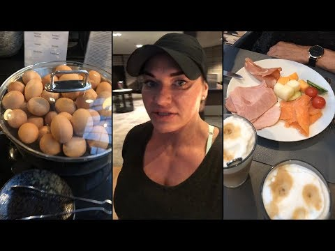 Female Bodybuilding Breakfast – IFBB Pro Helle Trevino