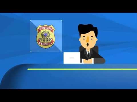 Polícia Federal explica o porque Brasil é país da impunidade