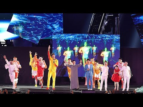 Asian Games: Jack Ma introduces Hangzhou in 2018 Asian Games closing ceremony Mp3