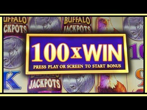 🔴 LIVEPLAY ➡ 100X on Buffalo JACKPOTS 🎰 ✦ Slot Machine Pokies w Brian Christopher