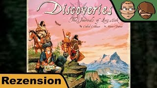 Discoveries - Brettspiel - Review