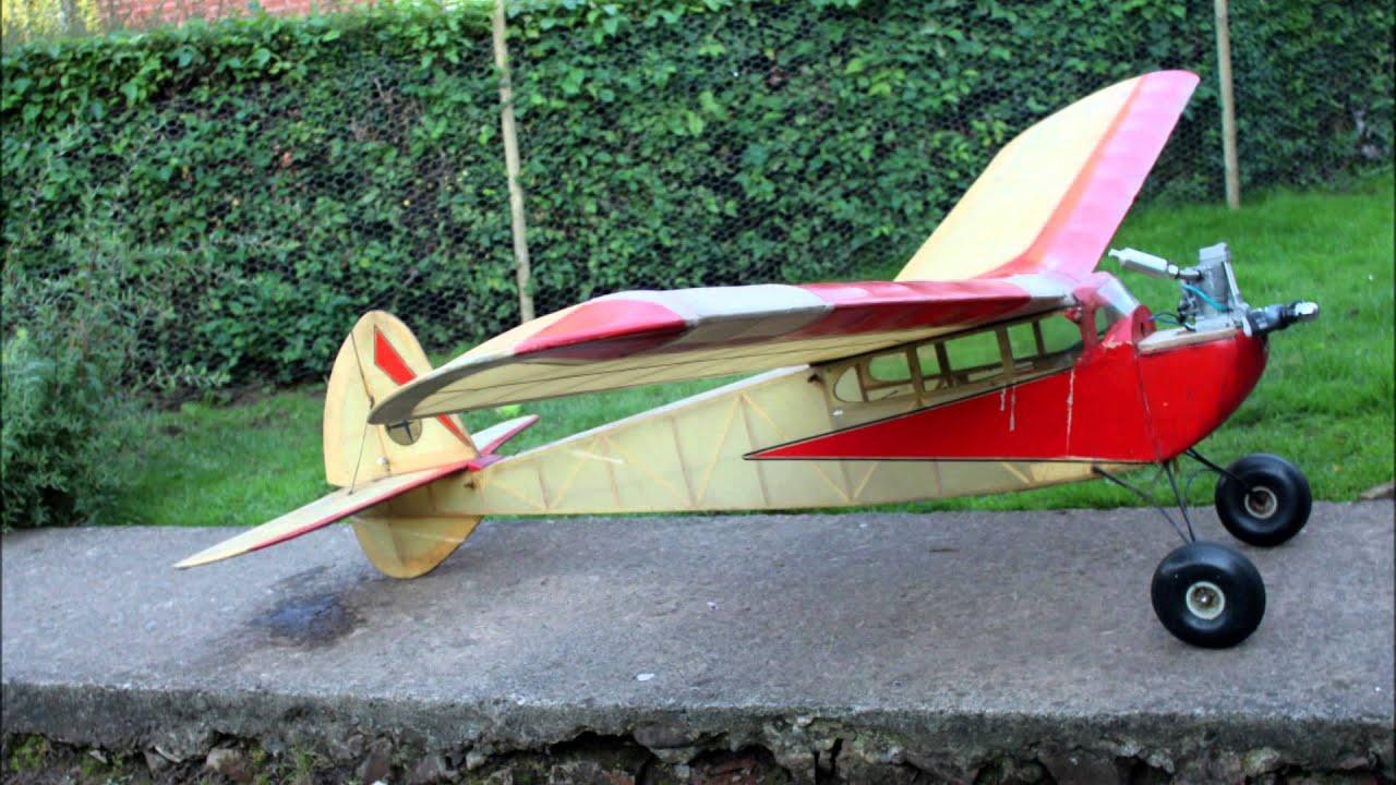BEN BUCKLE 72 QUAKER FLASH RC MODEL AIRPLANE KIT - …
