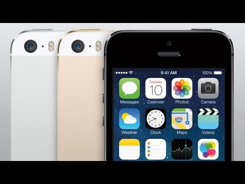 IGN Reviews - Apple iPhone 5S - Review