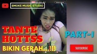 Video Tante Hot  Live Desah Bikin Auto Ngaceng !!! (part1)