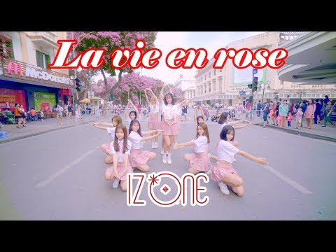 [KPOP IN PUBLIC CHALLENGE] IZ*ONE (아이즈원) - La Vie en Rose (라비앙로즈) DANCE COVER by BLACKCHUCK