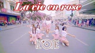 [KPOP IN PUBLIC CHALLENGE] IZ*ONE (아이즈원) - La Vie en Rose (라비앙로즈) DANCE COVER by BLACKCHUCK