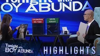TWBA: Alex Gonzaga shares unforgettable stories behind her throwback photos