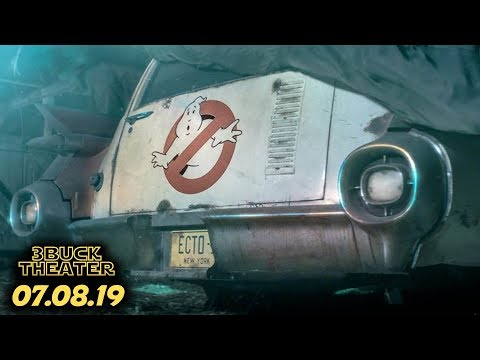 GHOSTBUSTERS 2020 finds its cast, F&F 9 casting new and more - 3 Buck Theater