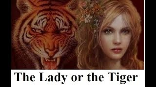 Learn English through story The Lady or the Tiger