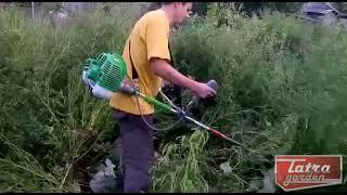 Качественная бензокоса Татра BCU 50. Мой видео обзор инструмента, плюсы и минусы.