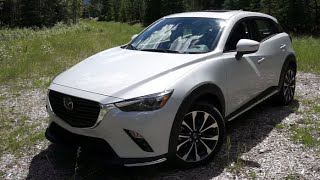 2019 Mazda CX-3 GT Review - A Great Little Car!