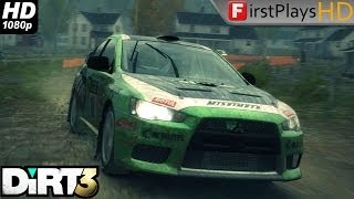 Dirt 3 - PC Gameplay 1080p