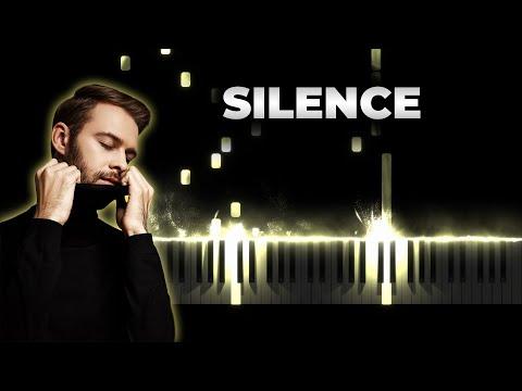 Макс Барских - Silence | Кавер на пианино, Караоке, Ремикс