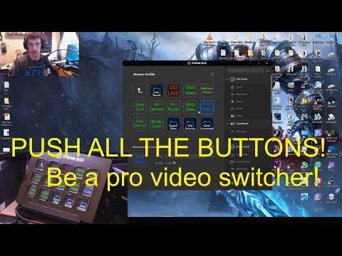 Elgato Stream Deck tutorial